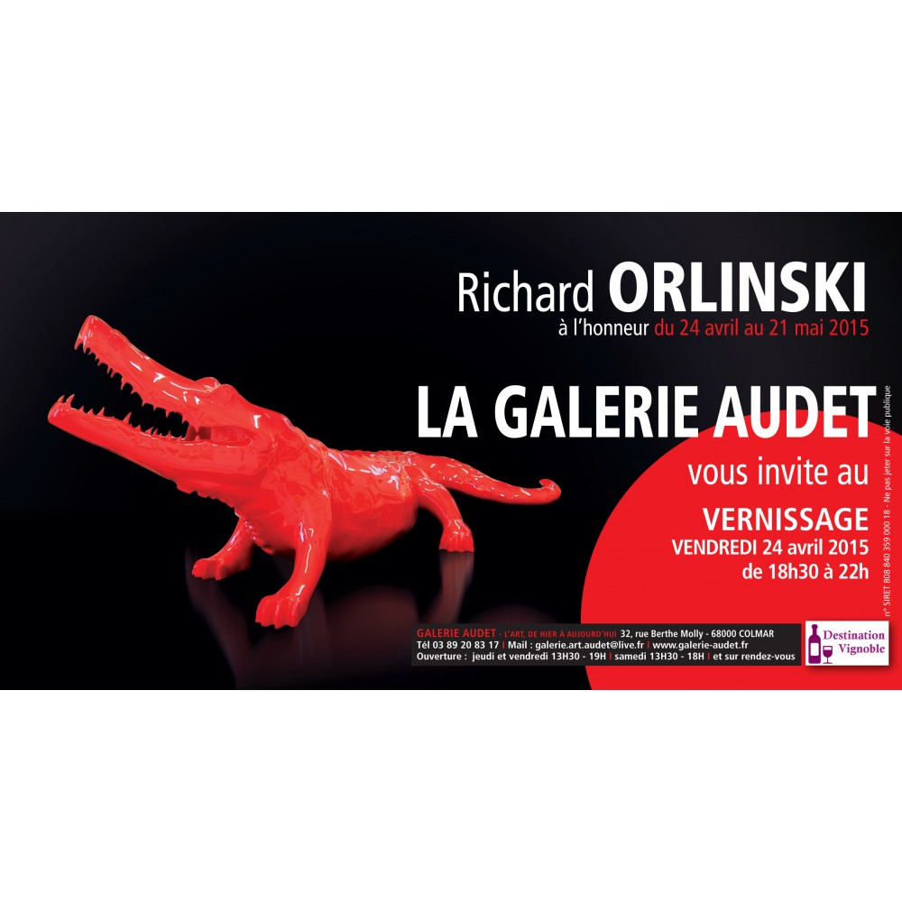 Exposition Richard ORLINSKI