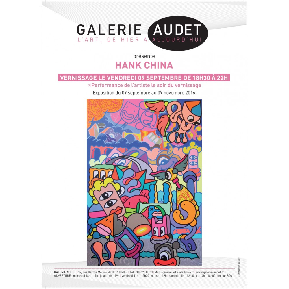 Exposition HANK CHINA - 09 09 2016