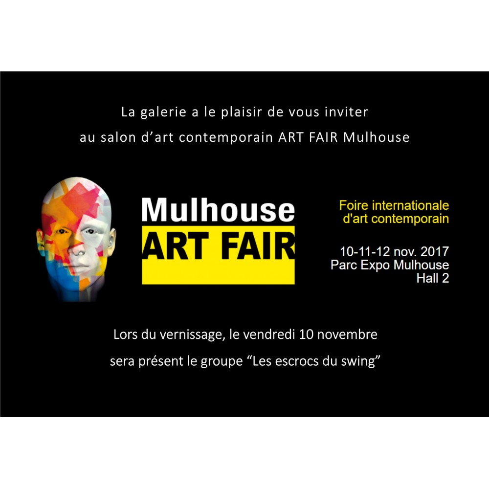 ART FAIR MULHOUSE 2017