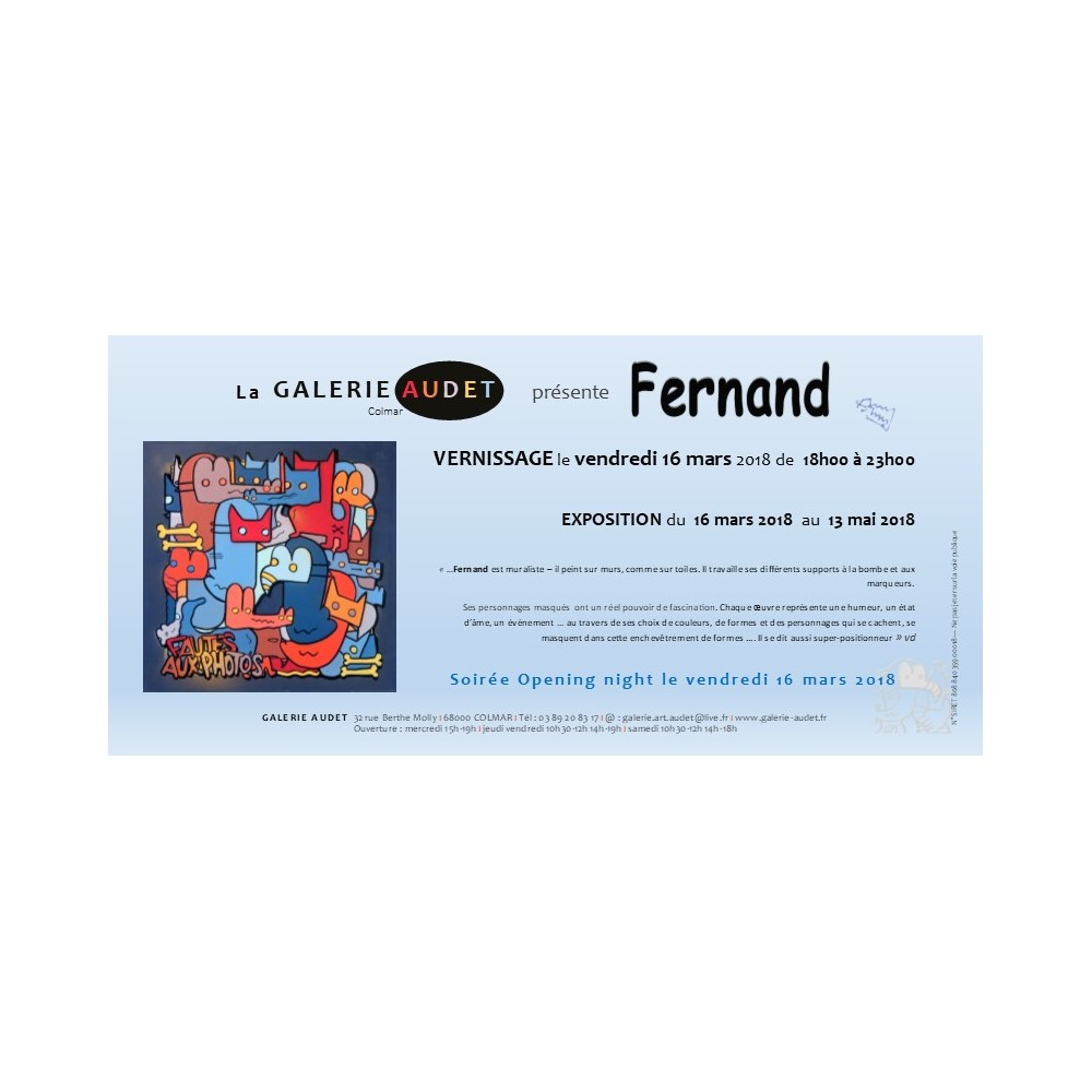 Expo FERNAND
