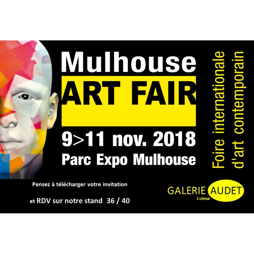 ART FAIR MULHOUSE 2018
