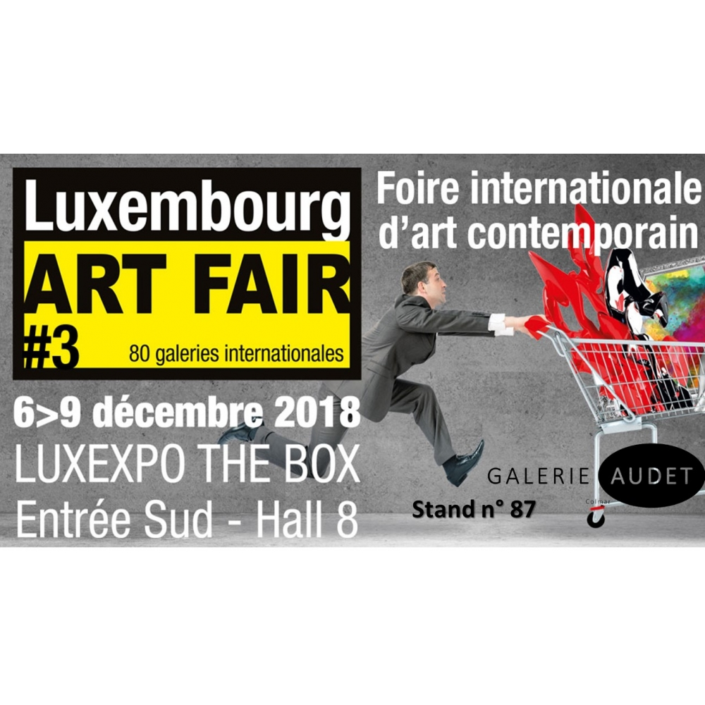 ART FAIR LUXEMBOURG 18