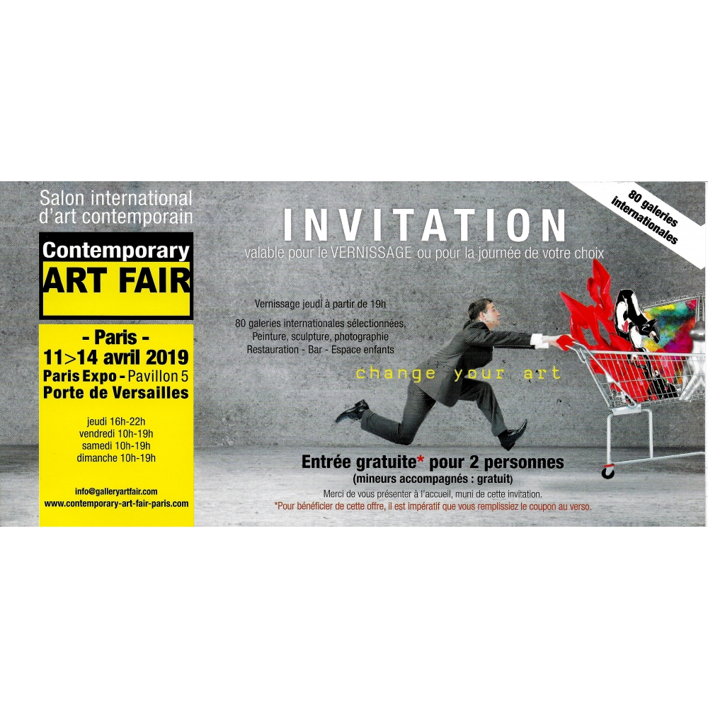 ART FAIR PARIS 2019
